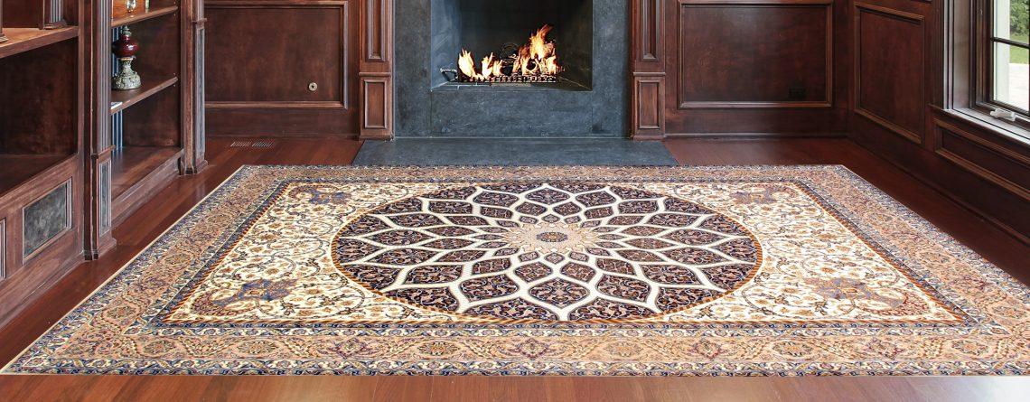 Persian carpet and Persian rug