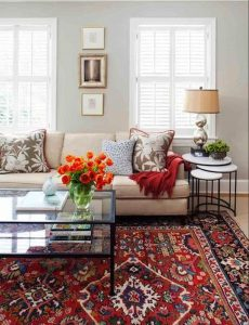 Persian carpet and Persian rug decoration tips and guide