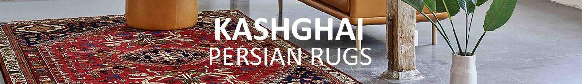 Qashqai Persian carpet rug