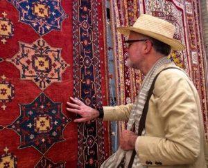original Persian carpet