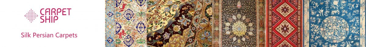 silk Persian carpets and rugs