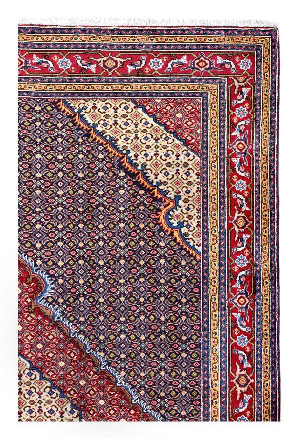 Blue Ardabil Rug - Persian carpet for sale - 2x3m-DR420