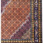 Copper Ardabil Rug – Persian carpet for sale – 2x3m-DR421-6822-1