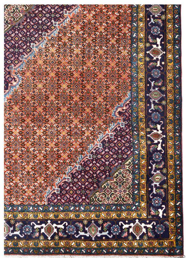 Copper Ardabil Rug - Persian carpet for sale - 2x3m-DR421-6822