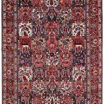 Bakhtiar Rug, Bakhtiari Persian carpet for sale 2x3m DR382