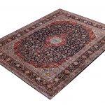 Dark Blue Kashan Rug – Persian carpet for sale-3x4m-DR375-2