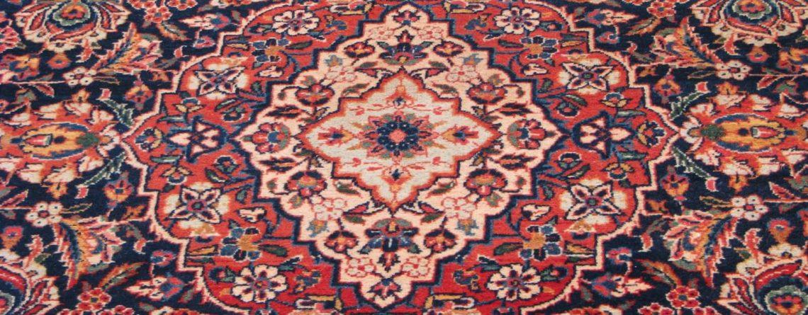 Kashan rug and carpet