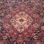 Kashan rug and carpet