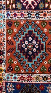 Persian carpet Bakhtiari Rugs