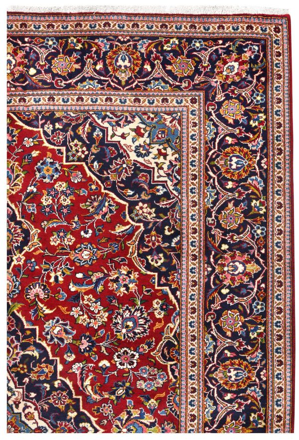 Red Kashan Rug - Persian carpet for sale - 2x3m DR414-6846