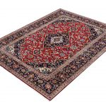 Red Kashan Rug – Persian carpet for sale – 2x3m DR414-6846-2