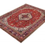 Red Tabriz Rug – Persian carpet for sale – 2x3m DR415-6842-2