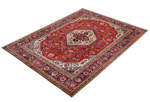 Red Tabriz Rug - Persian carpet for sale - 2x3m DR415-6842