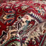 Red Tabriz Rug – Persian carpet for sale – 2x3m DR417-6768