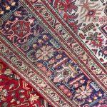 Red Tabriz Rug – Persian carpet for sale – 2x3m DR417-6772
