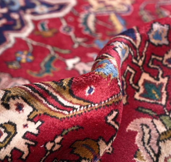 Red Tabriz Rug - Persian carpet for sale - 2x3m-DR419
