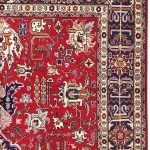 RedTabriz Rug – Persian carpet for sale – 2x3m-DR418-DR419-6829-1