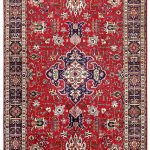 RedTabriz Rug – Persian carpet for sale – 2x3m-DR418-DR419-6829