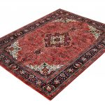 Tabriz Coral Rug, Coral Persian carpet for sale 2x3m DR412-6853-2