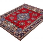 Tabriz Red Rug, Red Persian carpet for sale 2x3m DR411-6860-2