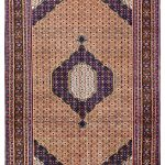 Yellow Ardabil Rug – Persian carpet for sale – 2x3m-DR422-6815