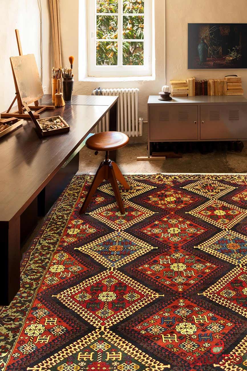 إakhtiari rug carpets