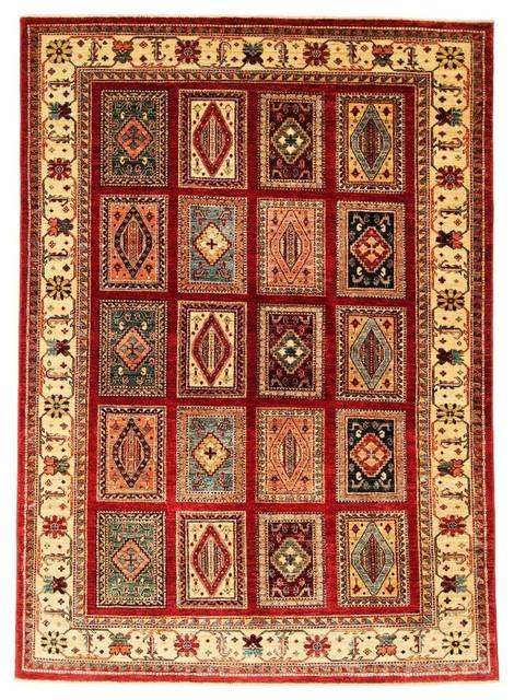 bakhtiari-rug-kheshti-design