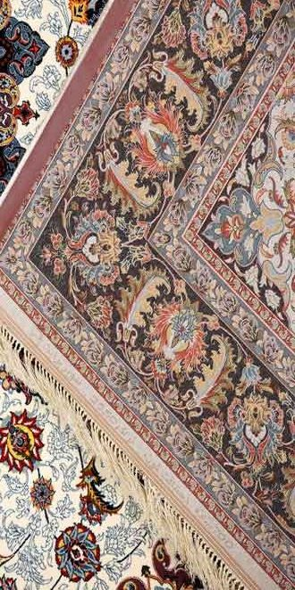 mashad rug carpet design