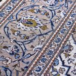 Beige Kashan Persian carpet for sale 2x3m DR231-6606