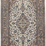 Beige Kashan Persian carpet for sale 2x3m DR231-6890