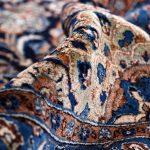 Dark Blue Kashmar Persian Rug for sale 3x4m DR151-6988