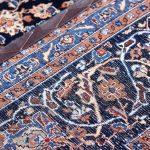 Dark Blue Kashmar Persian Rug for sale 3x4m DR151-6990