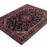 Dark blue Jozan Persian Rug, 1.5×2.5m carpet for sale DR315