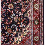 Dark blue Jozan Persian Rug, 1.5×2.5m carpet for sale DR315-7053-7055