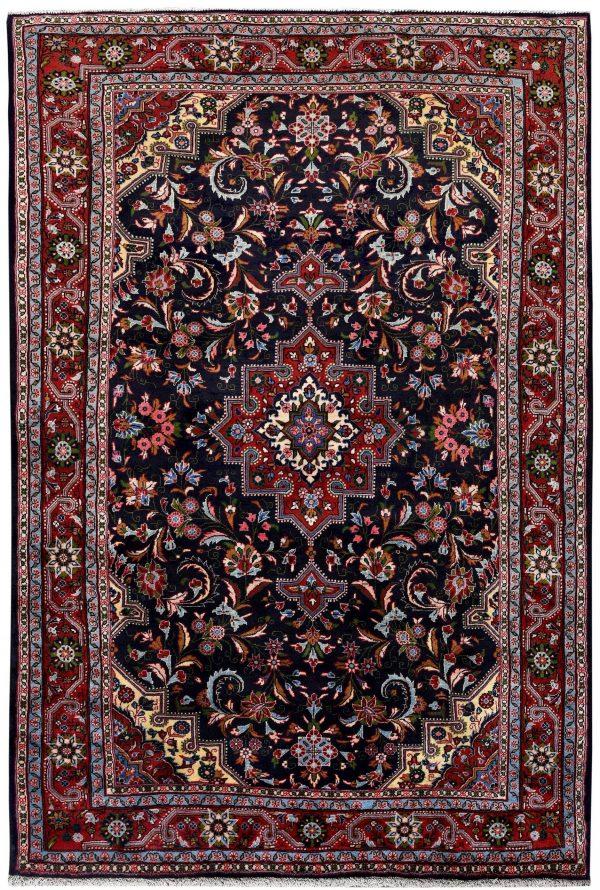 Dark blue Jozan Persian Rug, 1.5x2.5m carpet for sale DR315-7053