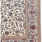 Ivory Beige Kashan rug Persian carpet for sale 2x3m DR373-7048