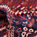Red joschaghan Hand-knotted Persian rug for sale DR372-6970