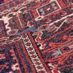 Red joschaghan Hand-knotted Persian rug for sale DR372-6972