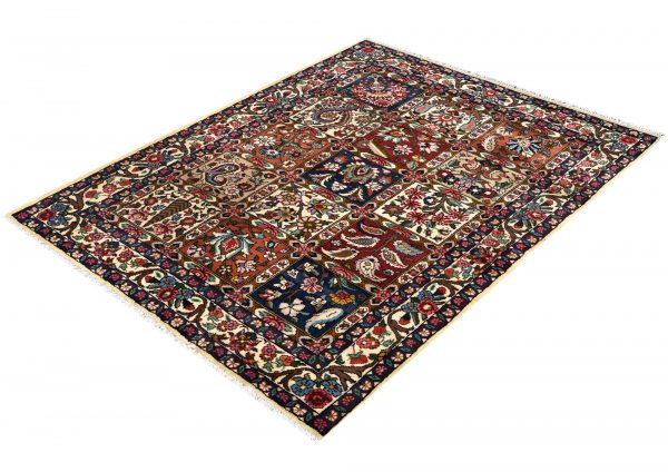 Small Bakhtiar rug - Persian carpet for sale DR347-46