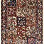 Small Bakhtiar rug – Persian carpet for sale DR347-7213