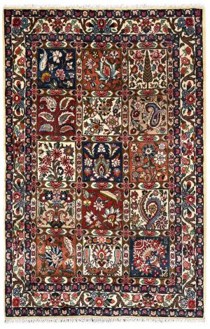 Small Bakhtiar rug - Persian carpet for sale DR347-7213