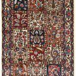 Small Bakhtiar rug – Persian carpet for sale DR347-7213