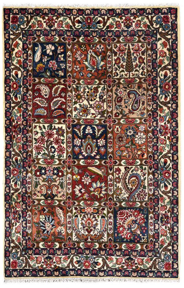 Small Bakhtiar rug - Persian carpet for sale DR347-7213