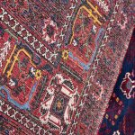 joschaghan 3x4m Blue Persian rug for sale DR353-6898