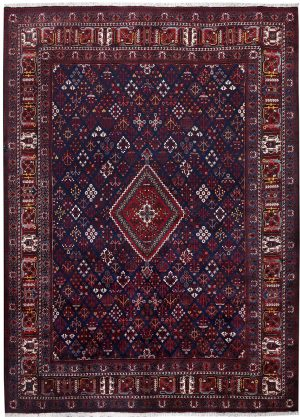 joschaghan 3x4m Blue Persian rug for sale DR353-7016