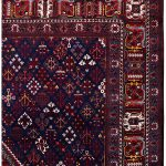joschaghan 3x4m Blue Persian rug for sale DR353-7018