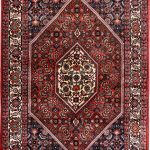 Small Bijar carpet, Small Persian rug for sale DR323-7214