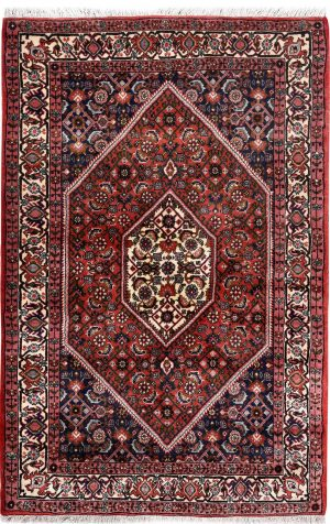 Small Bijar carpet, Small Persian rug for sale DR323