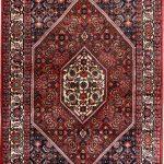 Small Bijar carpet, Small Persian rug for sale DR323-7214
