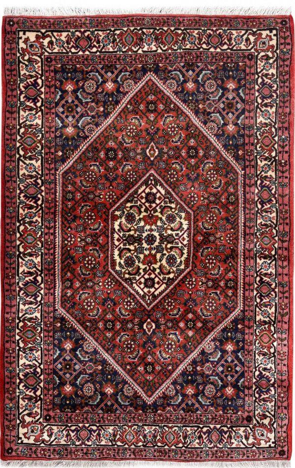 Small Bijar carpet, Small Persian rug for sale DR323